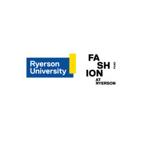 Ryerson University and School of Fashion Logo